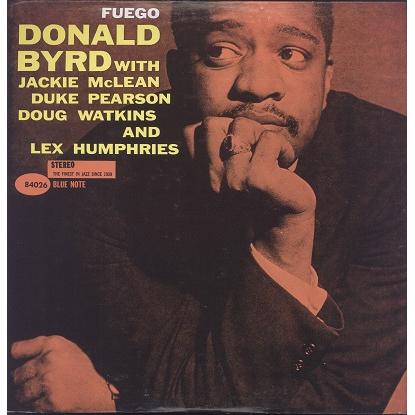 Donald Byrd fuego
