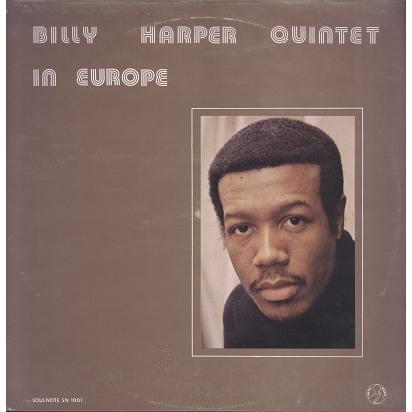 Billy Harper quintet in Europe