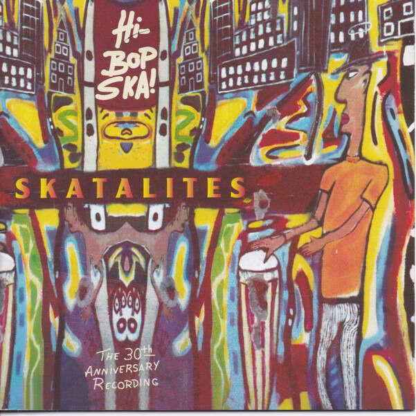 SKATALITES hi-bop ska (rsd 2018 / limited colored vinyl)