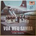 ALBERTO MOTA E SEU CONJUNTO - Voa meu samba - LP