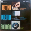 EDUARDO CONDE & YVETTE - Rotina boemia solidao - LP