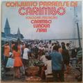 CONJUNTO PARAENSE DE CARIMBO - Folclore sensacao - Carimbo lundum siria - LP