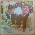 SAM MANGWANA & AFRICAN ALL STARS INT. - S/T Vol. 1 - Matinda - 33T