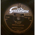 ABULALA BALUYIA - Hoo mami / Kisumu - 78 rpm