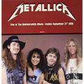 METALLICA - Live At The Hammersmith Odeon London September 21th 1986 (lp) - 33T