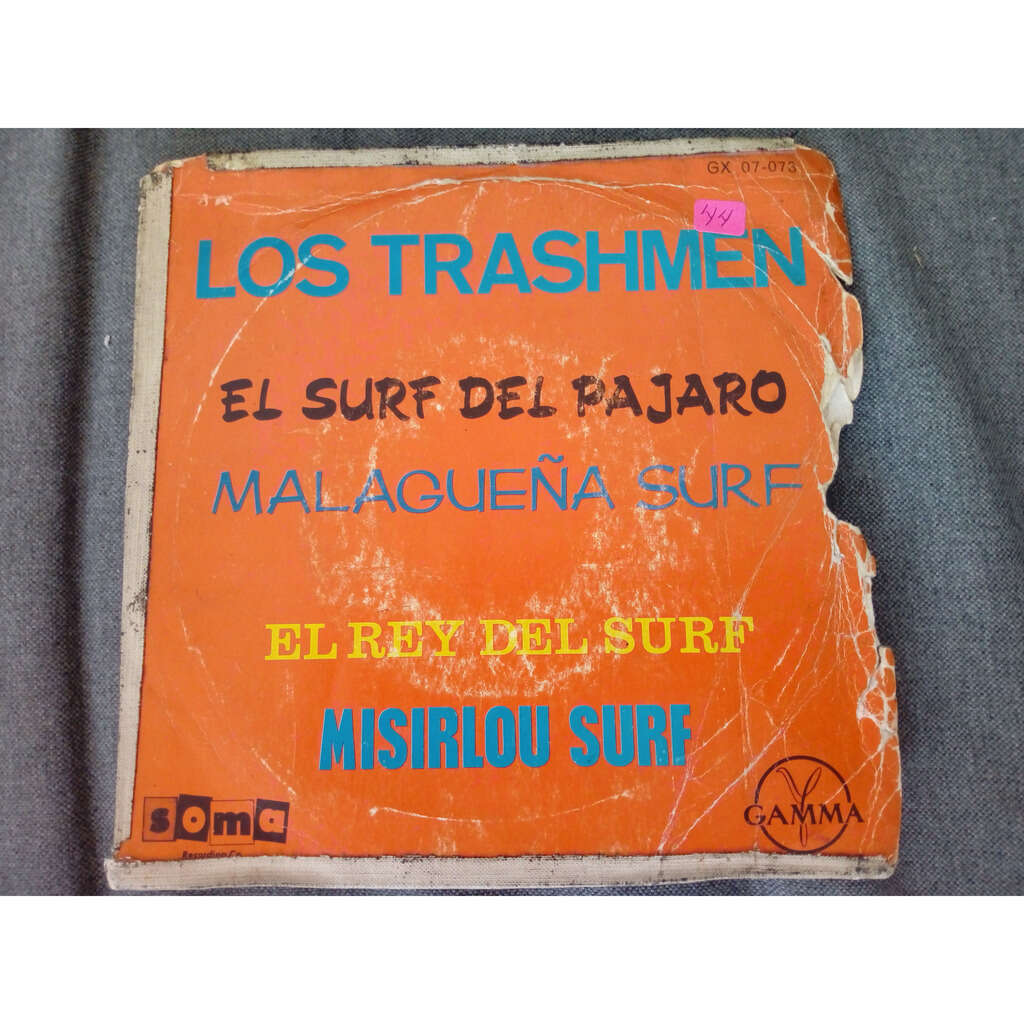 The Trashmen Surfin' Bird (El Surf Del Pajaro)
