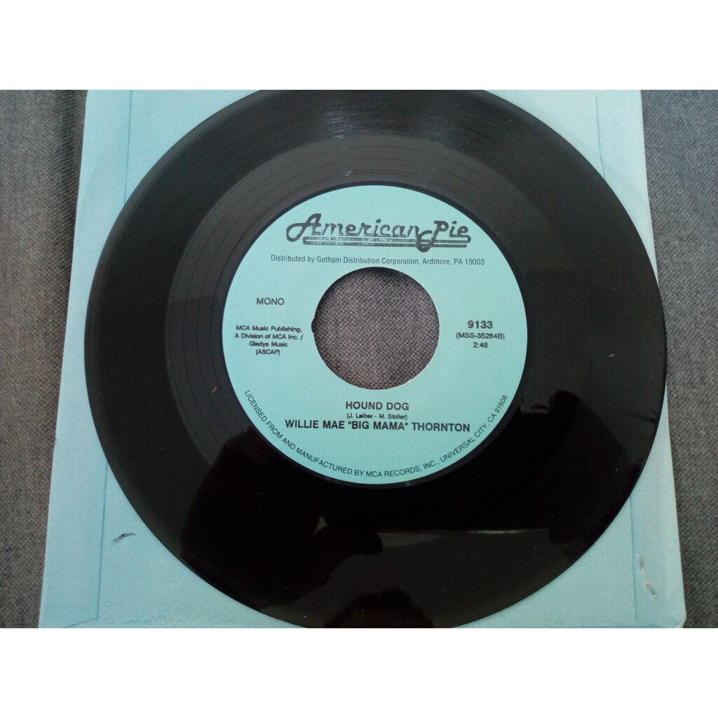 Little Junior Parker Willie Mae Big Mama Thornton Sweet Home Chicago / Hound Dog