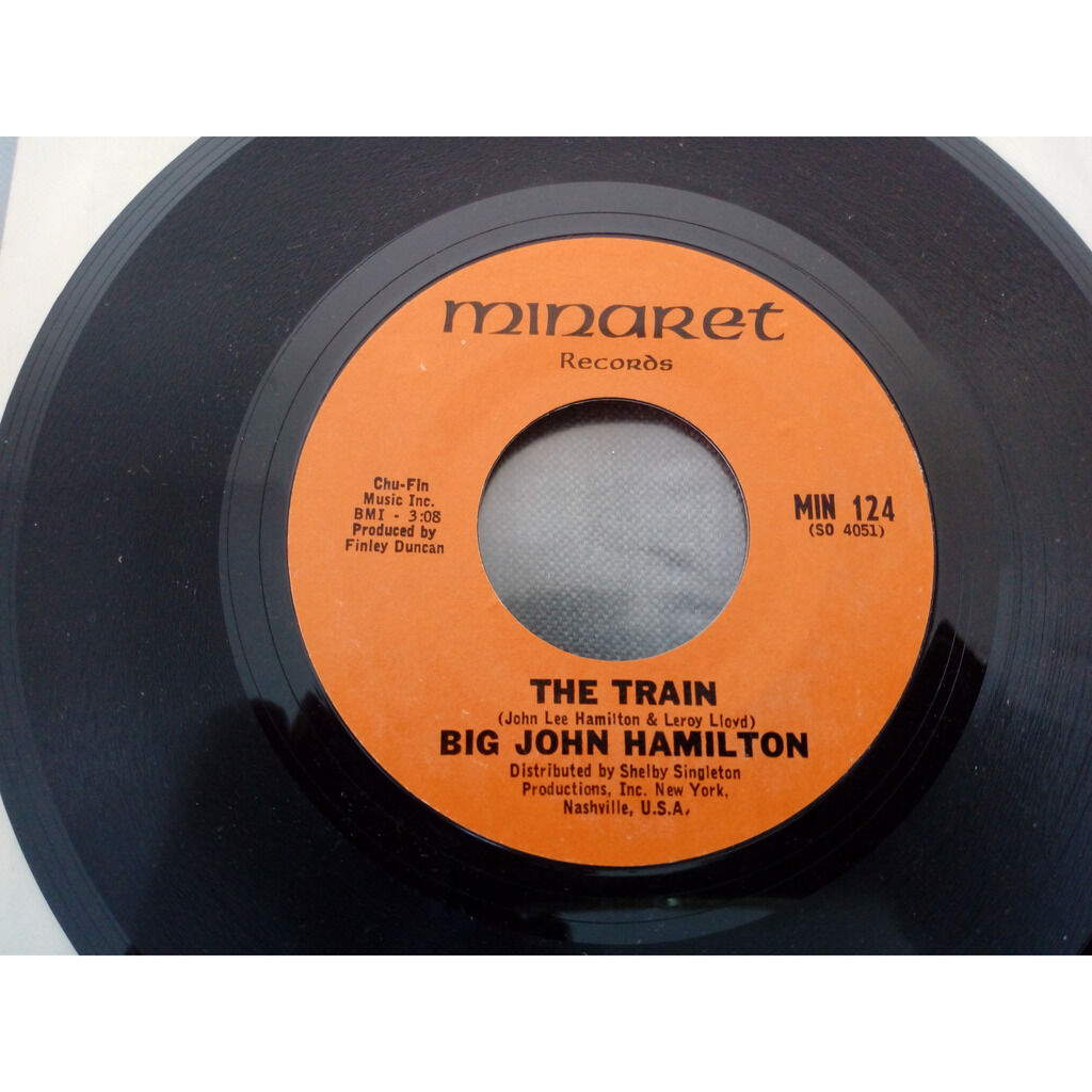 Big John Hamilton The Train / Big Bad John