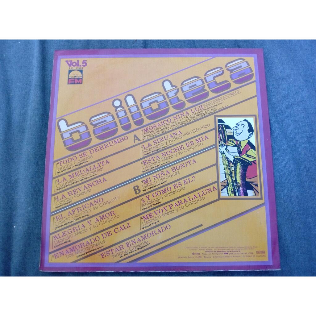 Various Bailoteca Vol 5