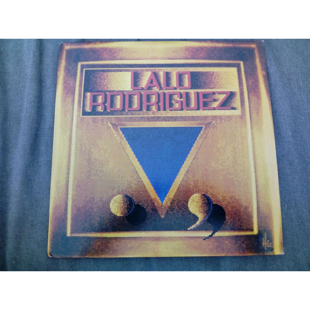 Lalo Rodriguez Punto Y Coma