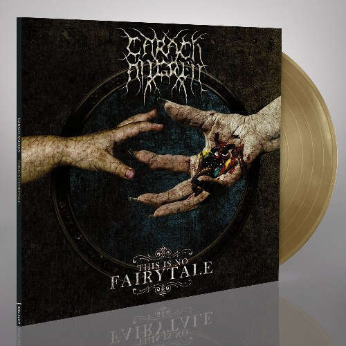 CARACH ANGREN This is No Fairytale. Gold Vinyl