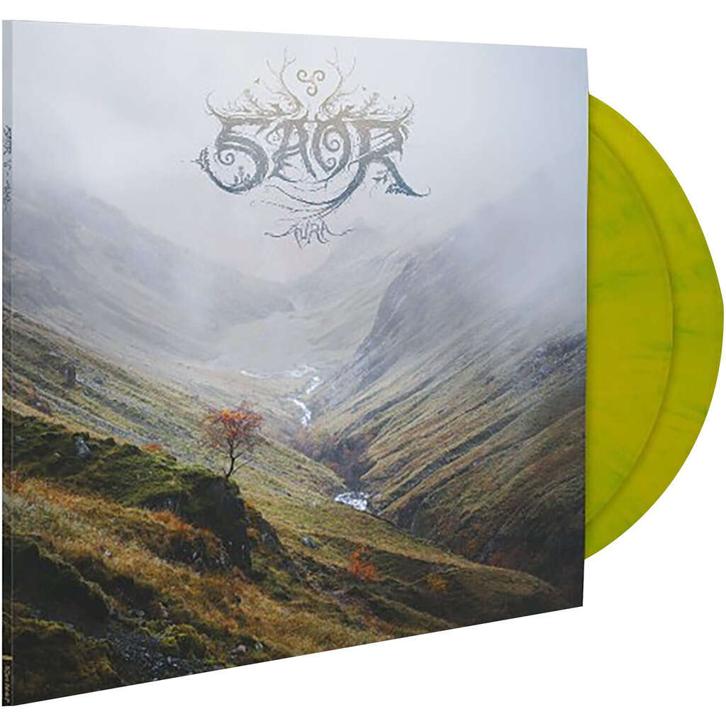 SAOR Aura. Marble Vinyl