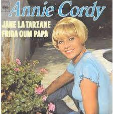 Annie Cordy Jane La Tarzane