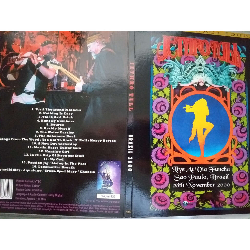 jethro tull brazil 2000 live at via funcha