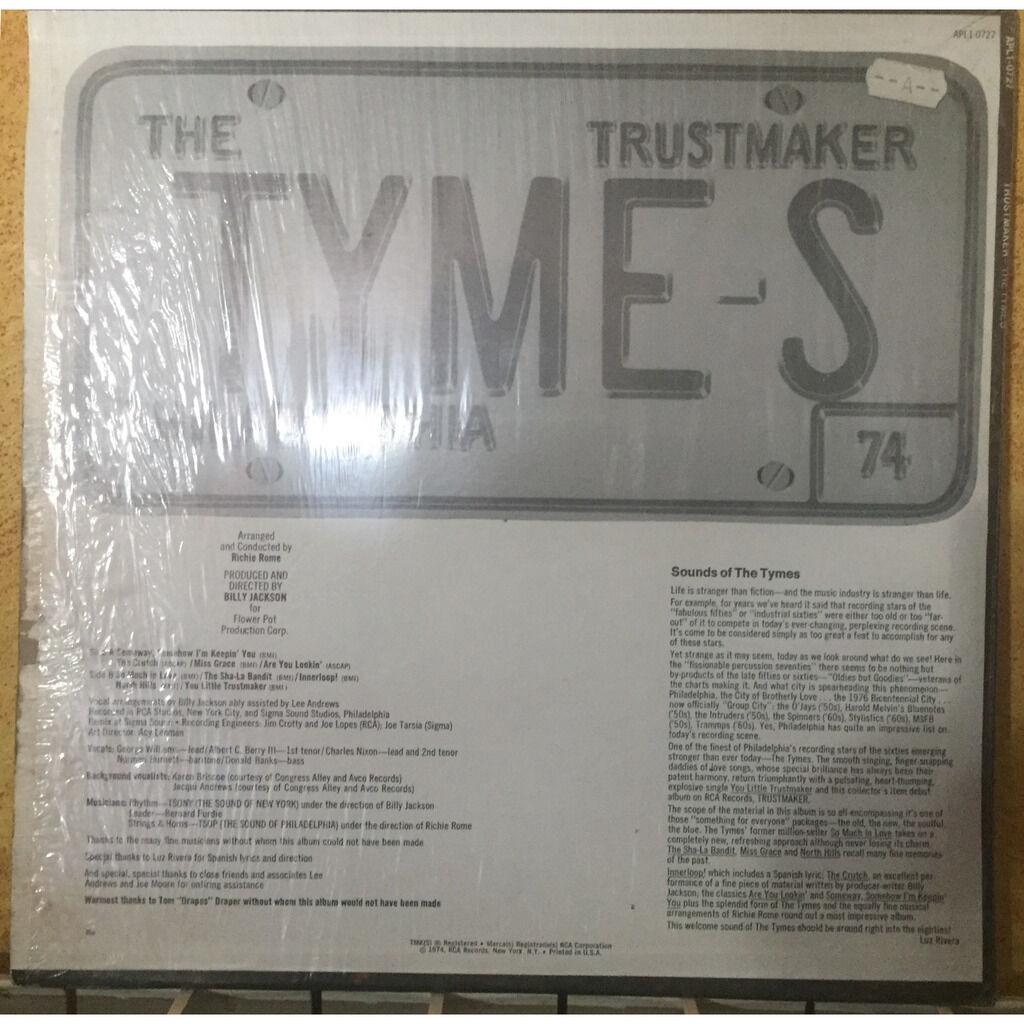 TYMES Trustmaker