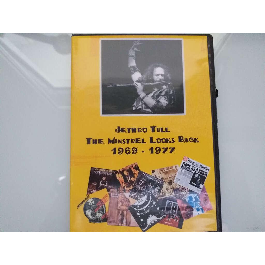 jethro tull the minstrel looks back 1969-1977