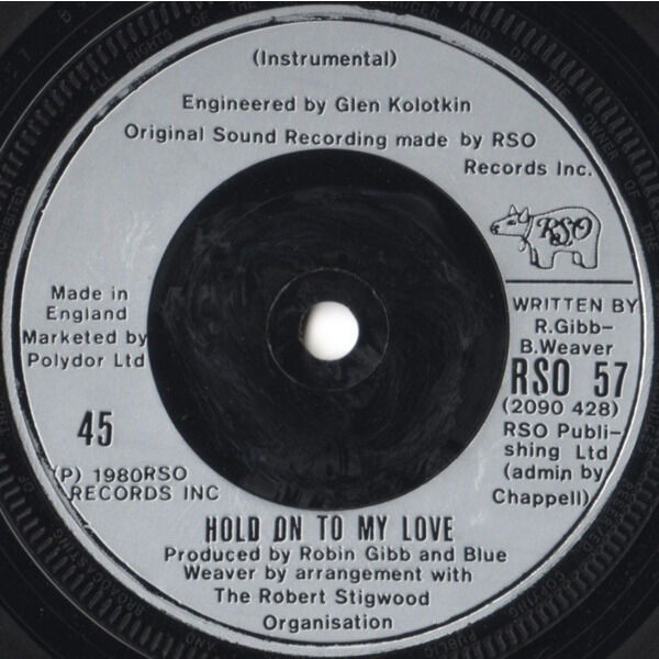 jimmy ruffin Hold On To My Love