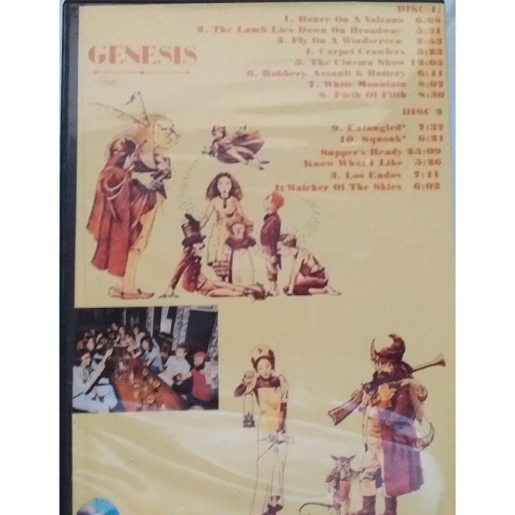 genesis pittsburg 1976