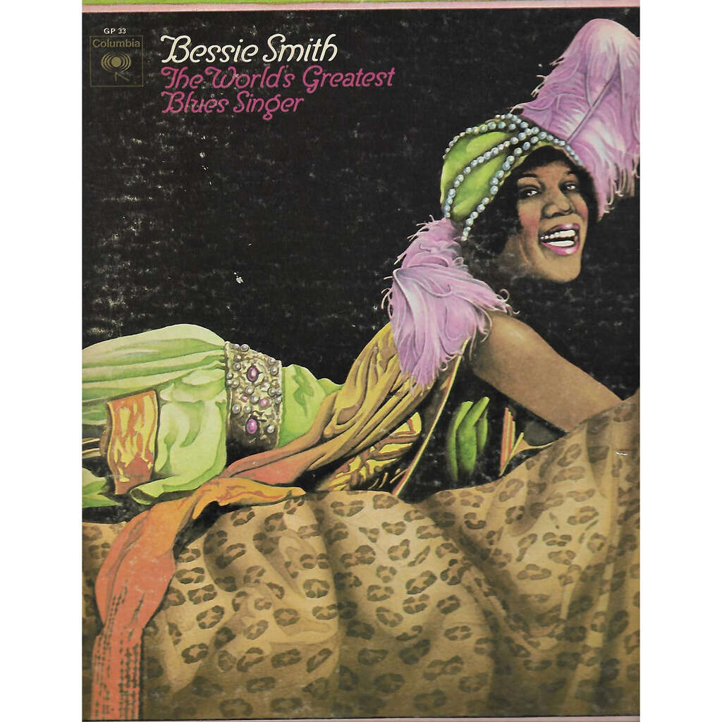 Bessie Smith The World's Greatest Blues Singer