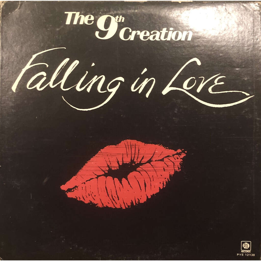9th CREATION The Falling in love