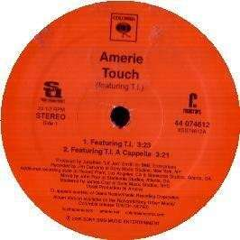 Amerie featuring T.I. Touch
