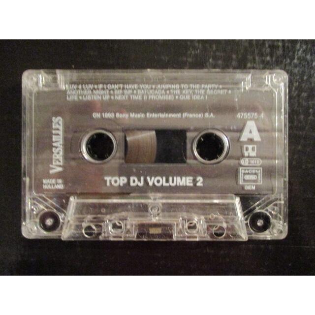 divers artistes - various artist TOP DJ volume 2