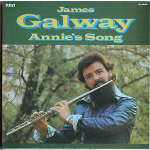 JAMES GALWAY ANNIE'S SONG