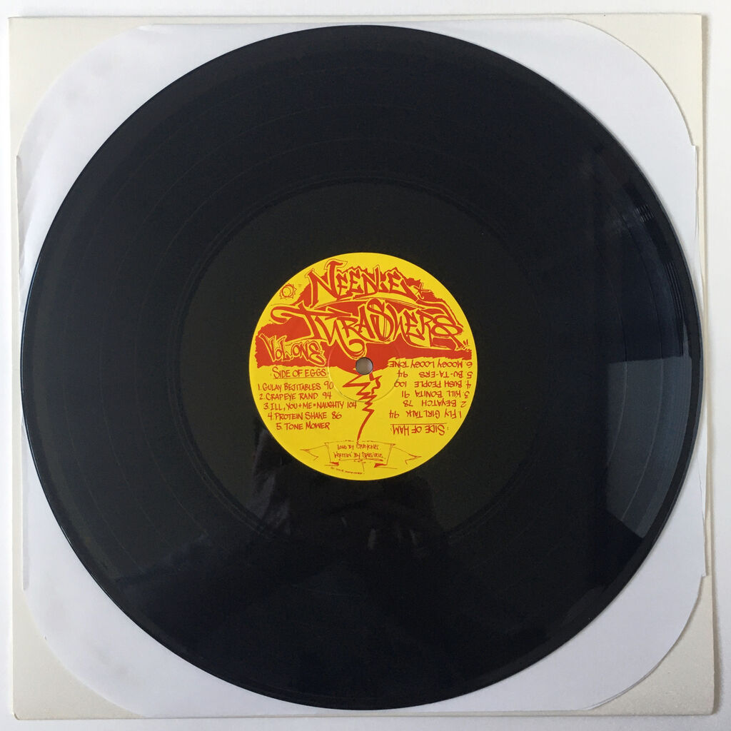 DJ Q-Bert Needle Thrashers Vol.One