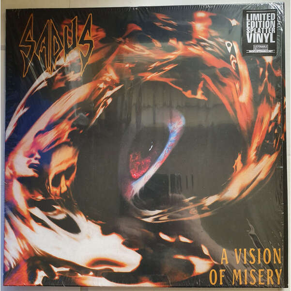 Sadus A Vision Of Misery (Splatter)