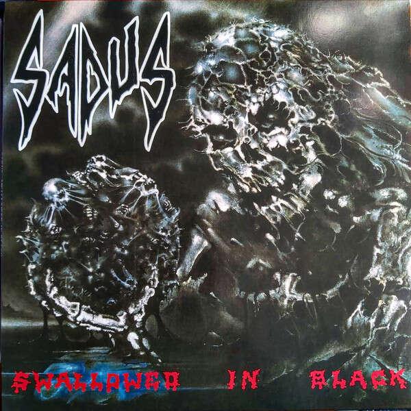 Sadus Swallowed In Black (Splatter)