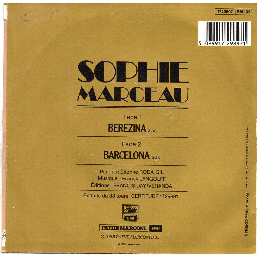 Marceau Sophie Berezina / Barcelona