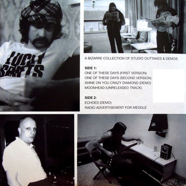 Pink Floyd Faraway Laughter (Collection Of Studio Outtakes & Demos) (RED wax LP)