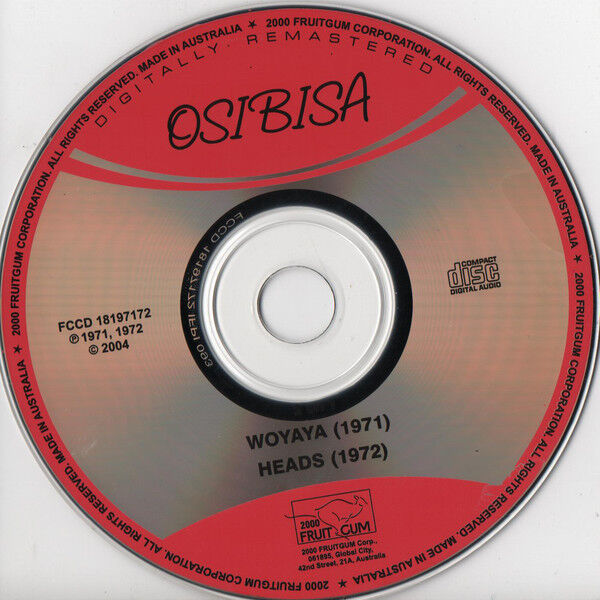 Osibisa Woyaya / Heads