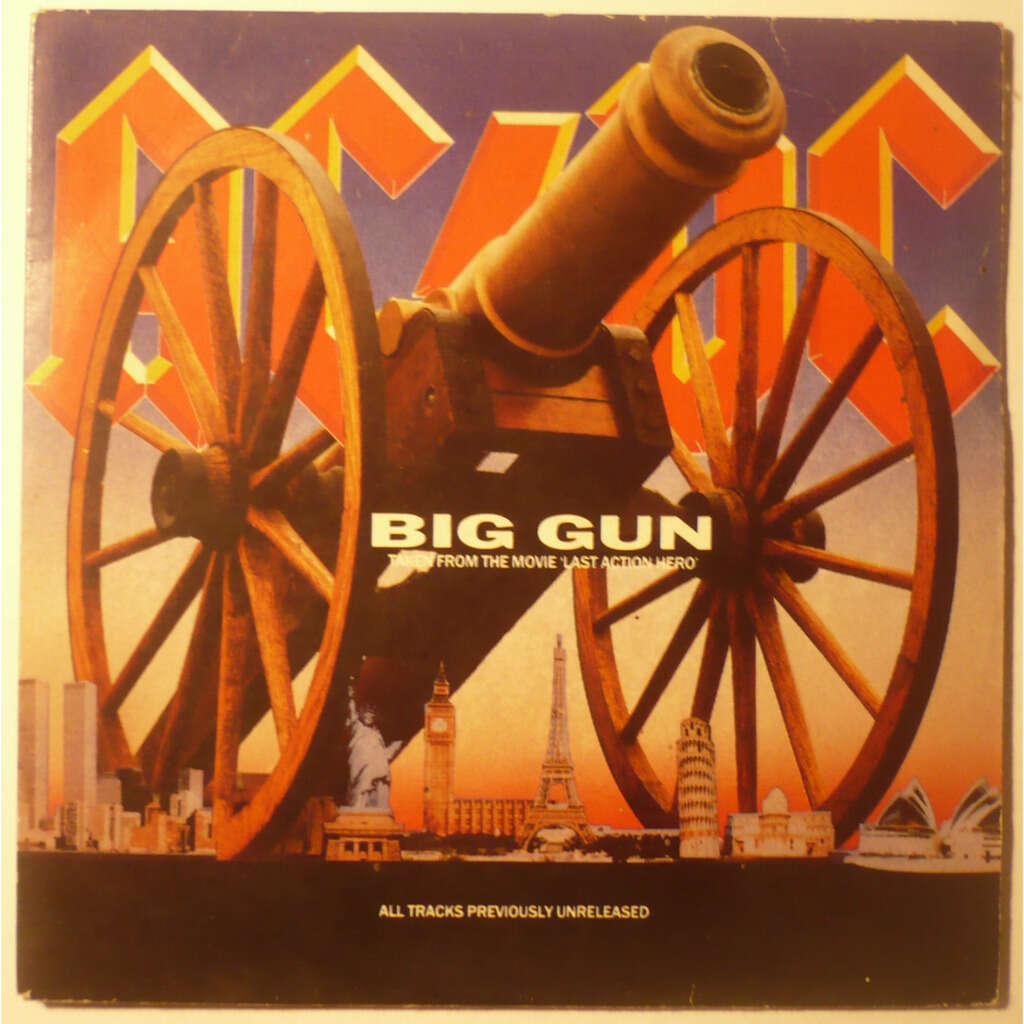 ac/dc BIG GUN