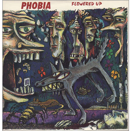 FLOWERED UP phobia - 2mix / flapping