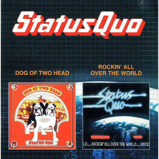 Status Quo Dog Of Two Head / Rockin' All Over The World (19 tracks)