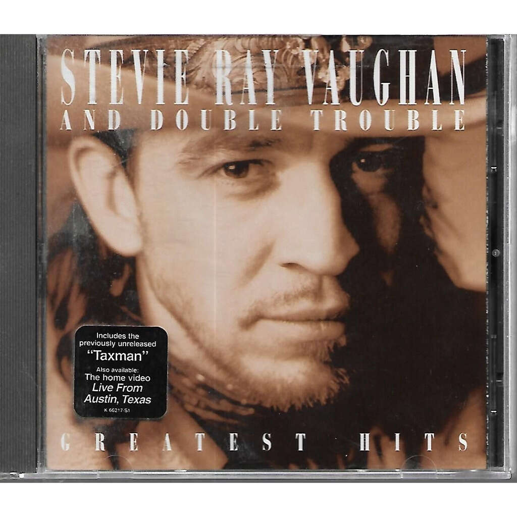 Stevie Ray Vaughan And Double Trouble* Greatest Hits