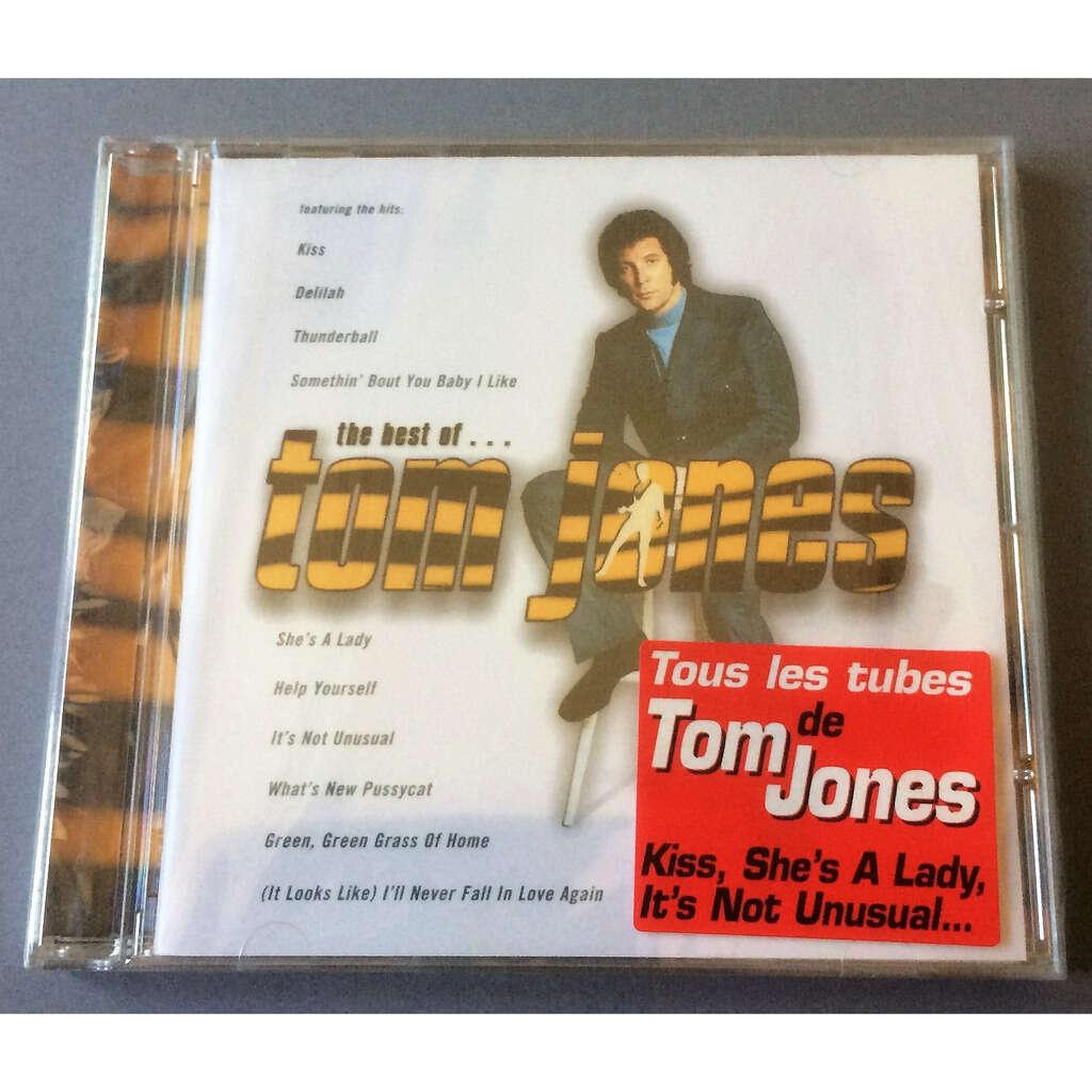 TOM JONES THE BEST OF