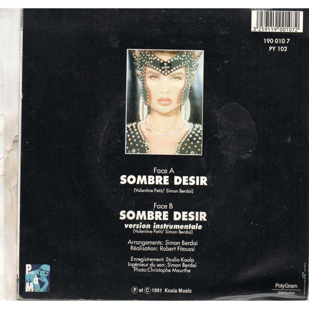 Marlène Sombre désir