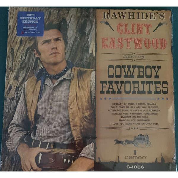 Clint Eastwood Cowboy Favorites