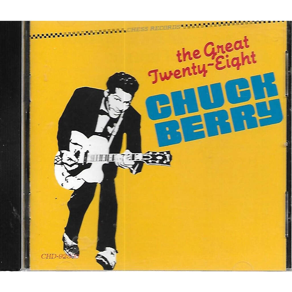 Chuck Berry The Great Twenty-Eight