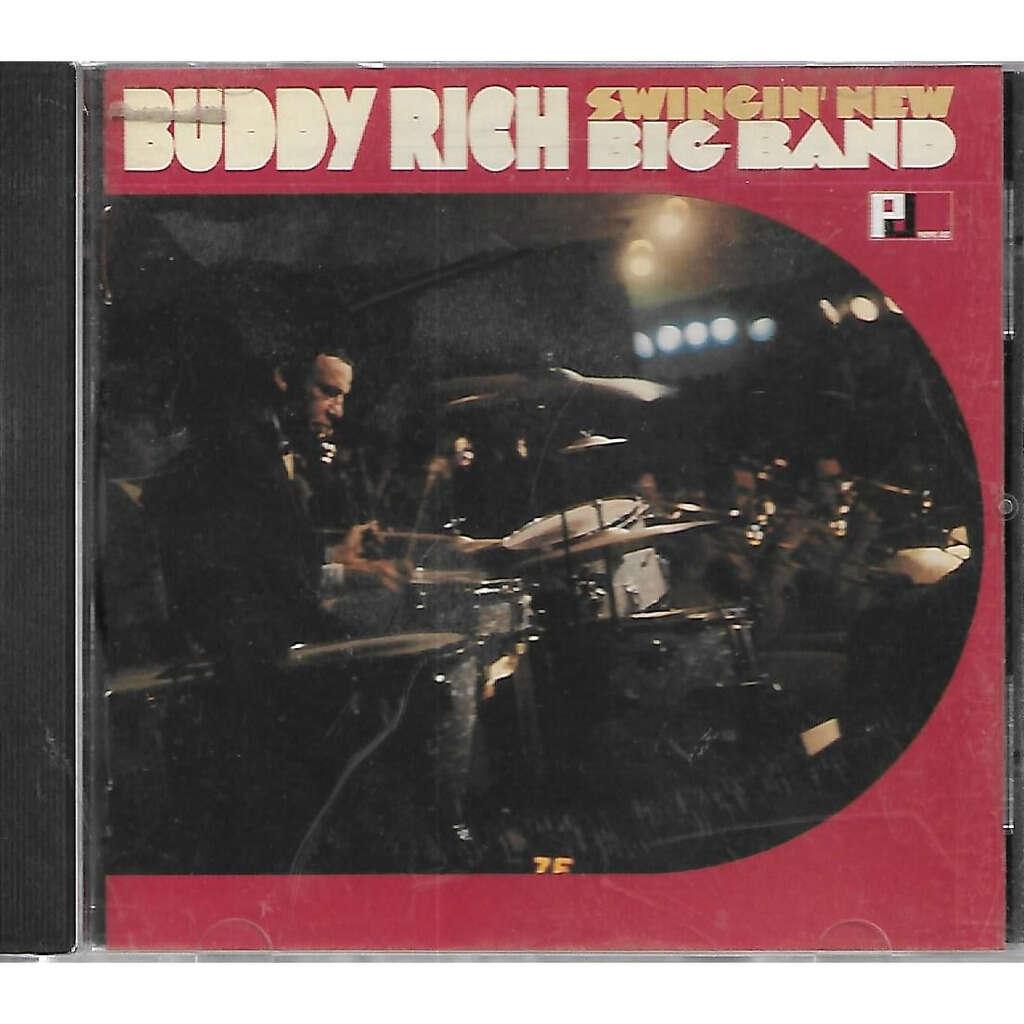Buddy Rich Swingin' New Big Band