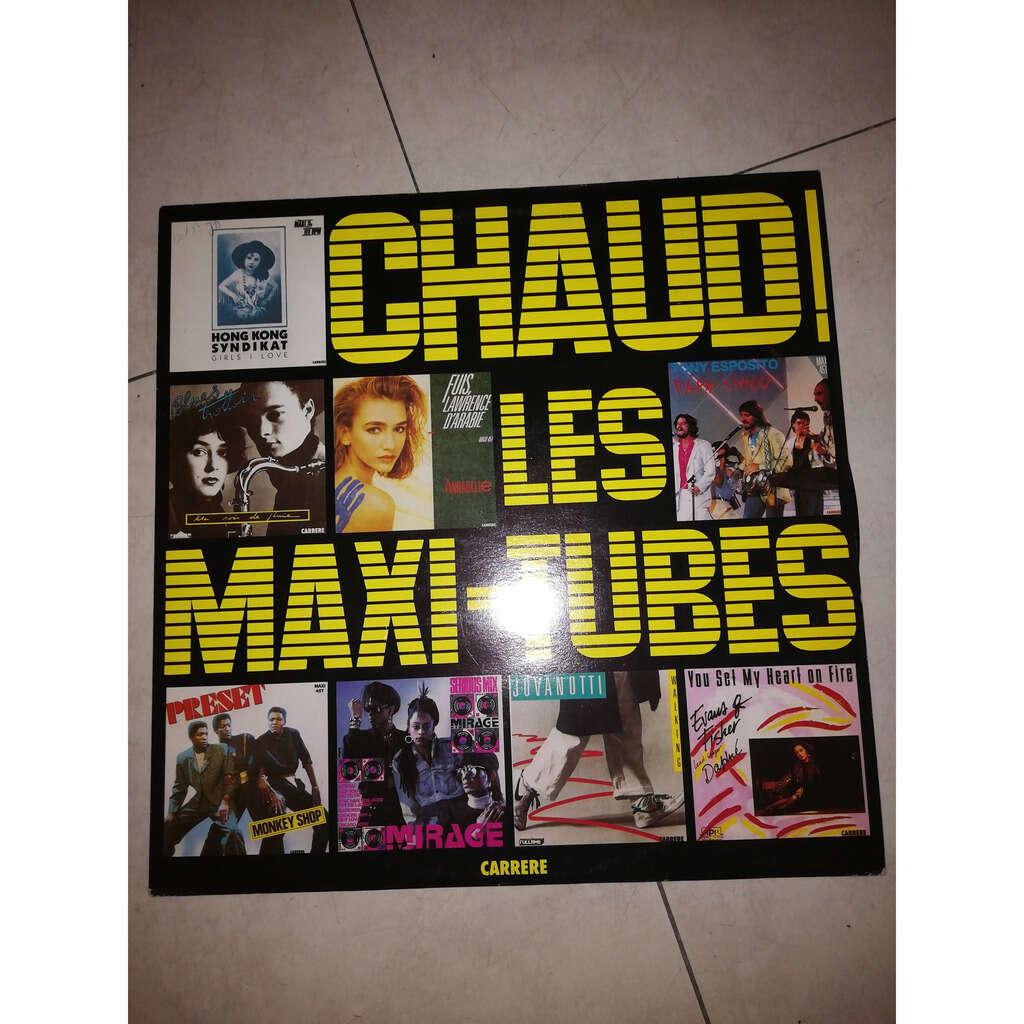 Compilation 87 Chaud! Les Maxi-Tubes Compilation 08 Tracks