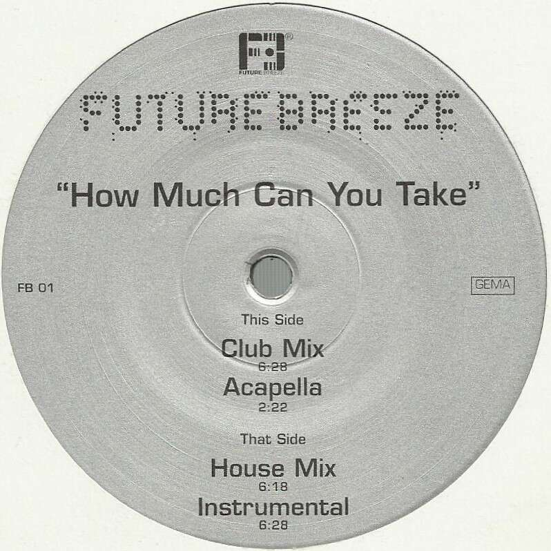 FUTURE BREEZE how much can you take - 4mix