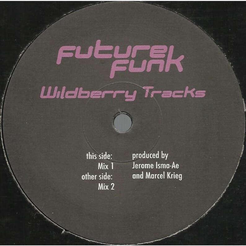 FUTURE FUNK wildberry tracks , mix 1 / mix 2