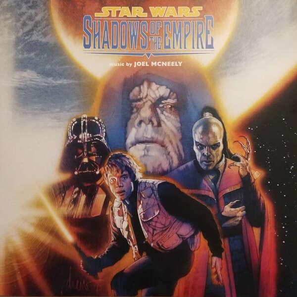 Joel McNeely Star Wars: Shadows Of The Empire