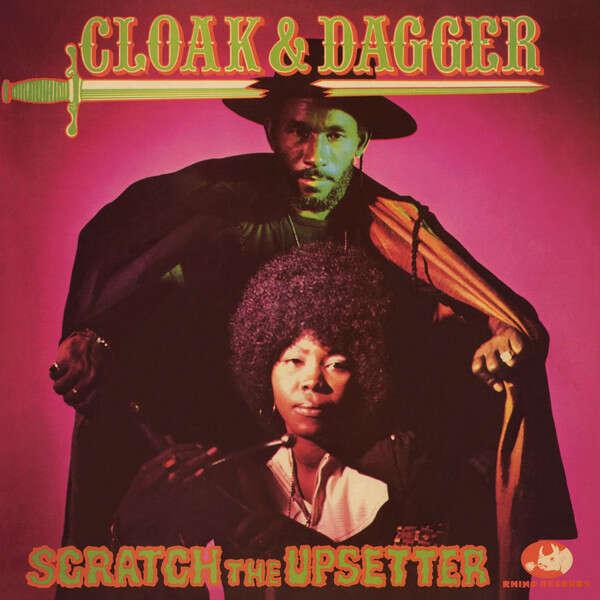 Lee 'Scratch' Perry Cloak & Dagger