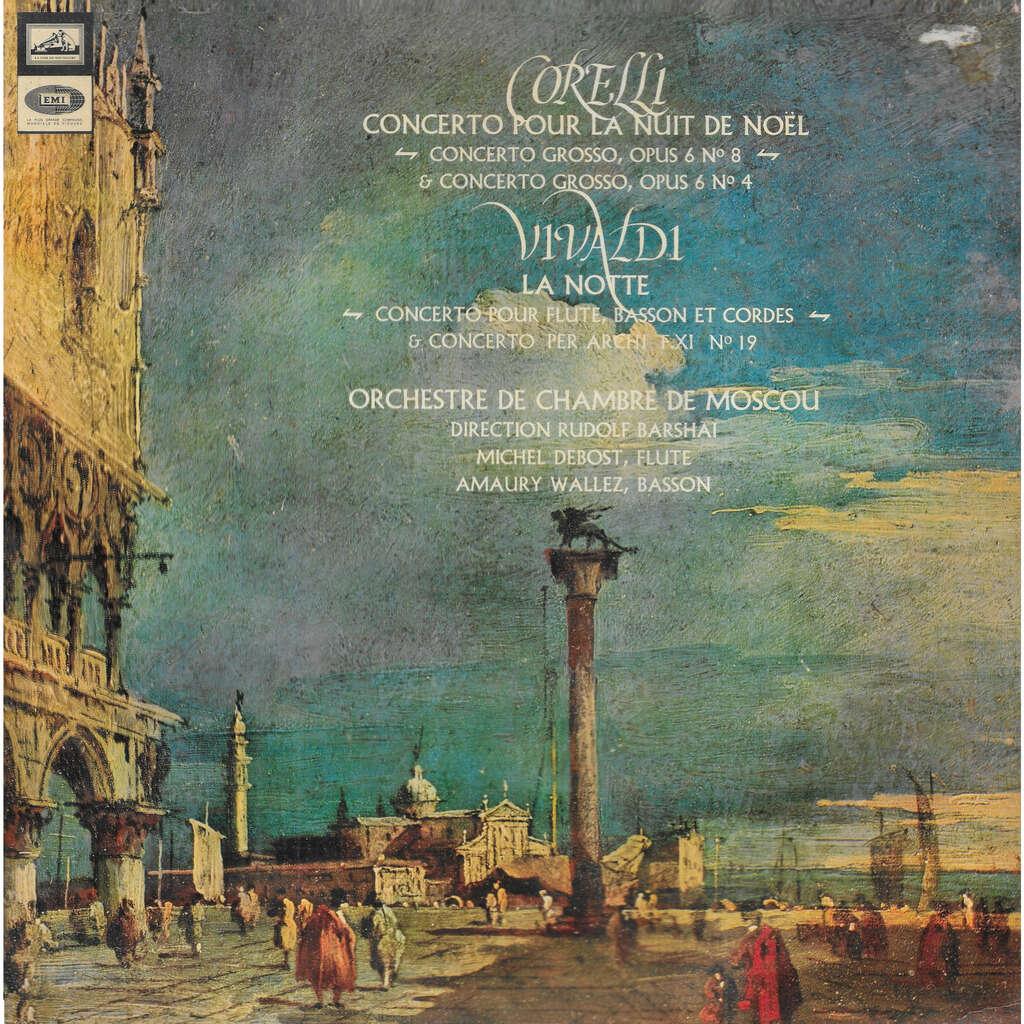 Arcangelo CORELLI /Antonio VIVALDI Concerto ''Pour la nuit de Noël''