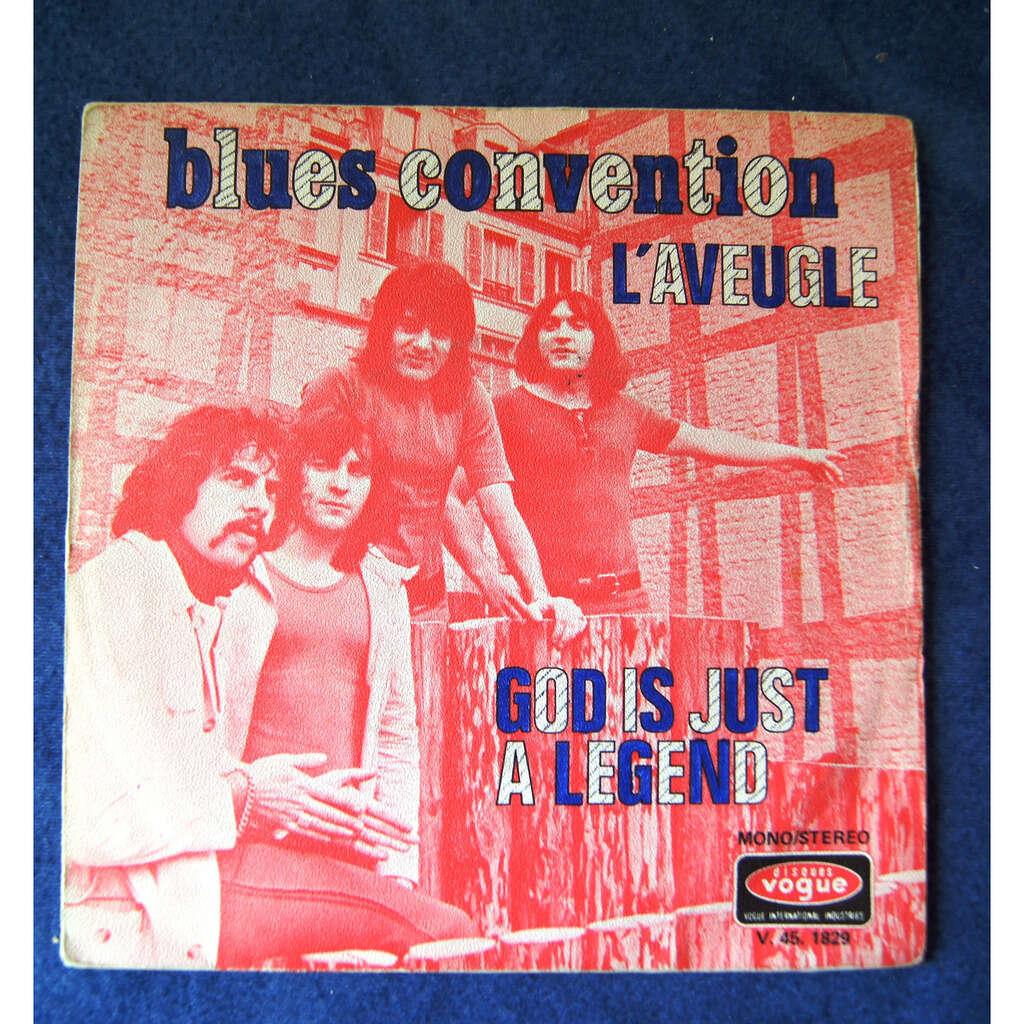 blues convention L'AVEUGLE