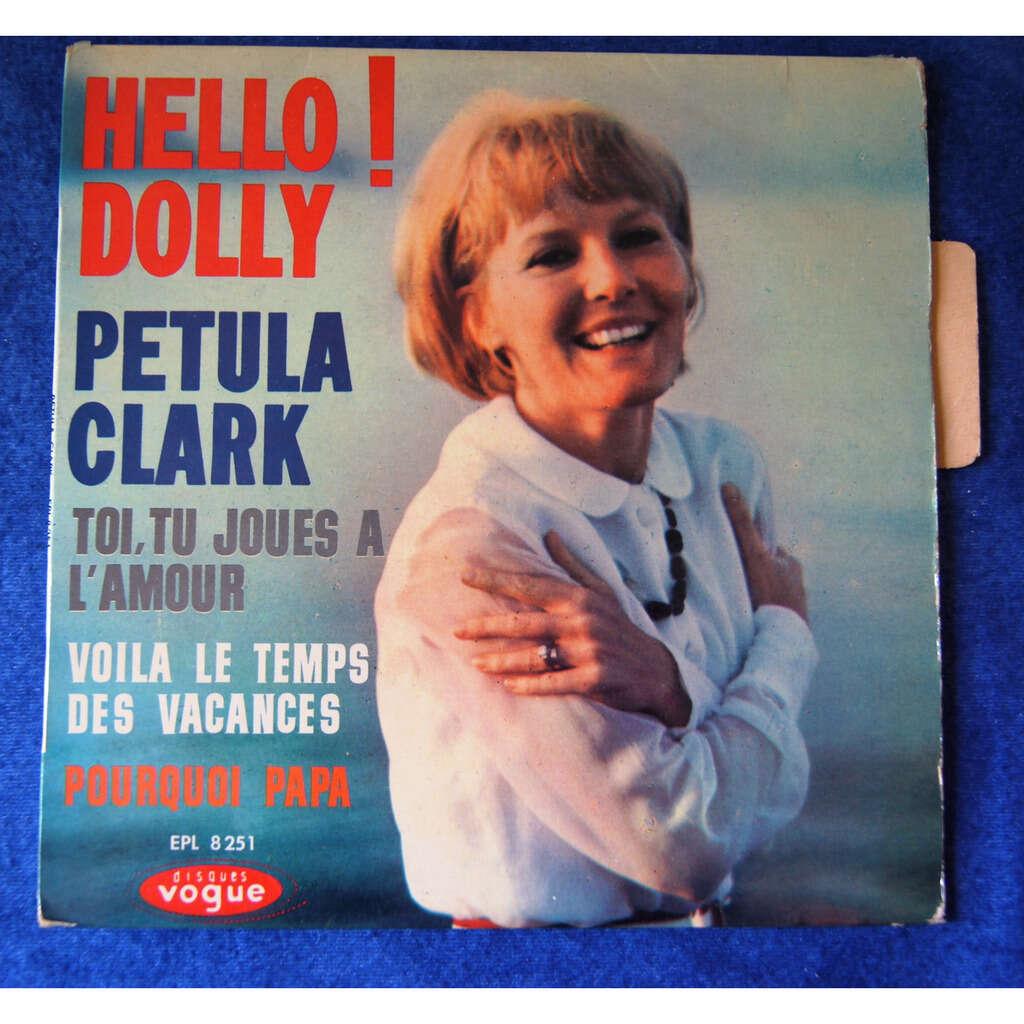 petula clark HELLO DOLLY !